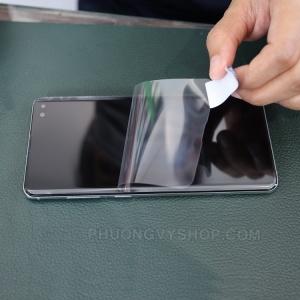 Dán màn hình trong suốt (AT) Galaxy S10 Plus